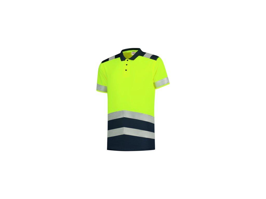 Poloshirt High Vis Bicolor Polokošile unisex