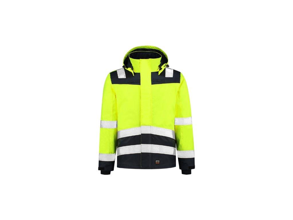 Midi Parka High Vis Bicolor Pracovní bunda unisex