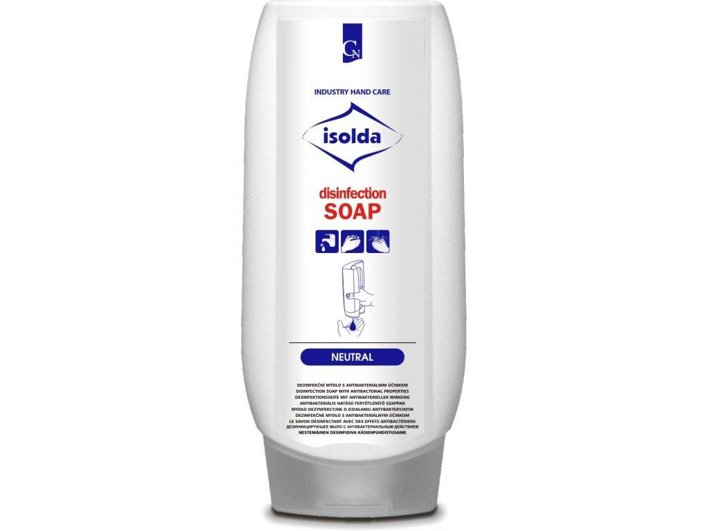 Dezinfekční tekuté mýdlo ISOLDA