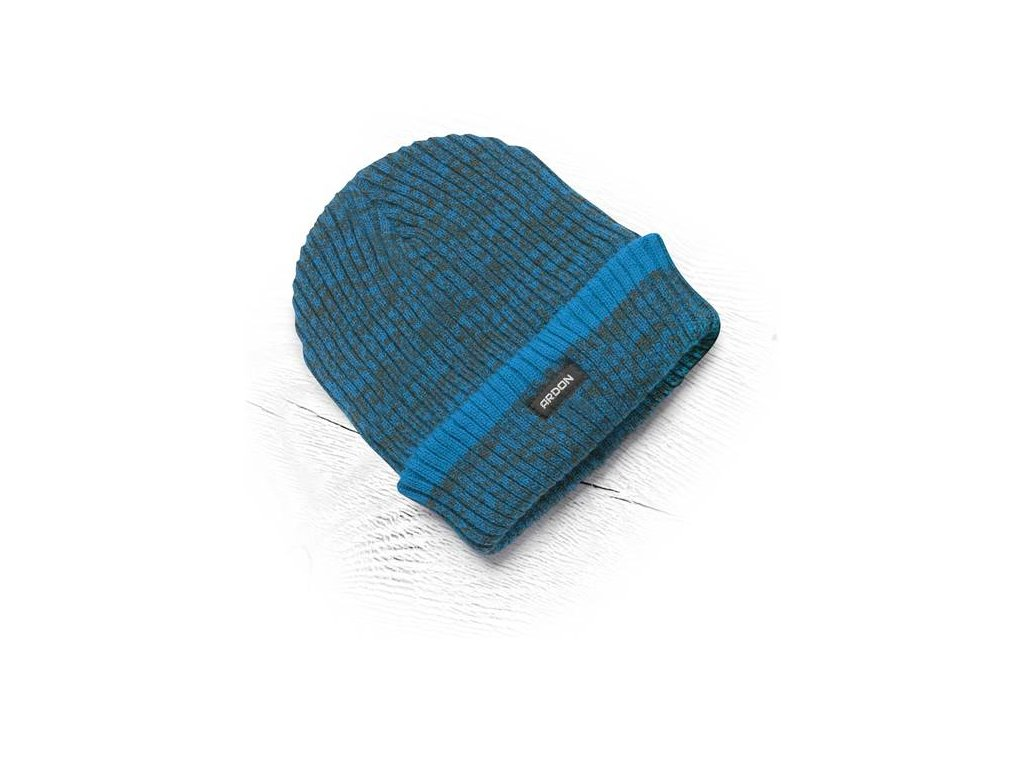 Zimní čepice pletená+fleece Vision Neo