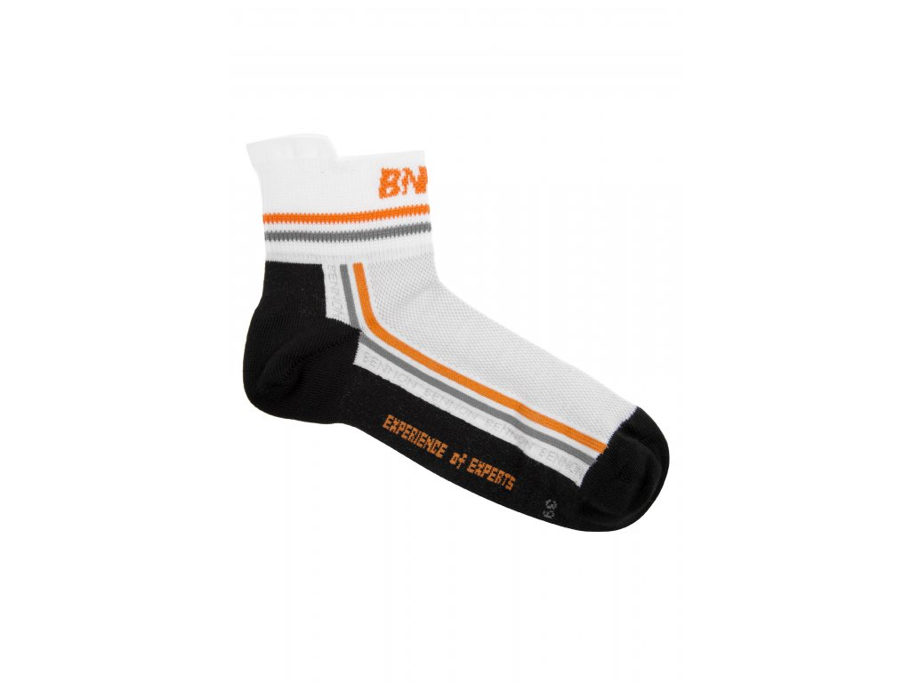 Ponožky Bennon TREK SUMMER - bílé - doprodej