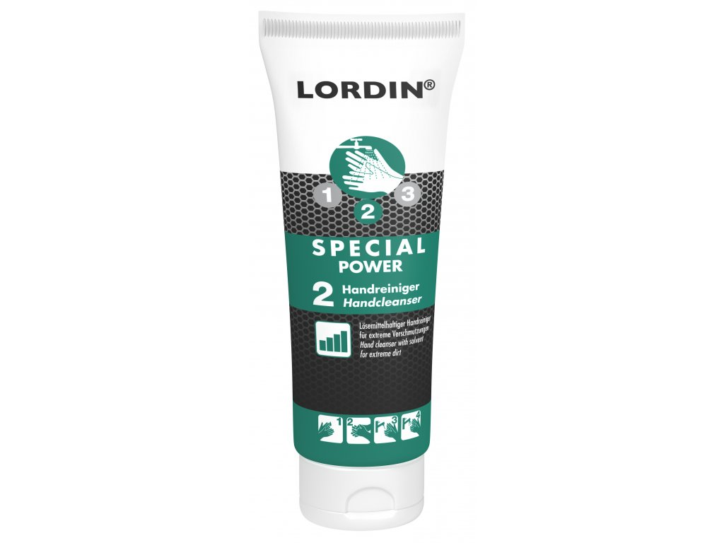 LORDIN SPECIAL POWER 250ml Tube 13957006