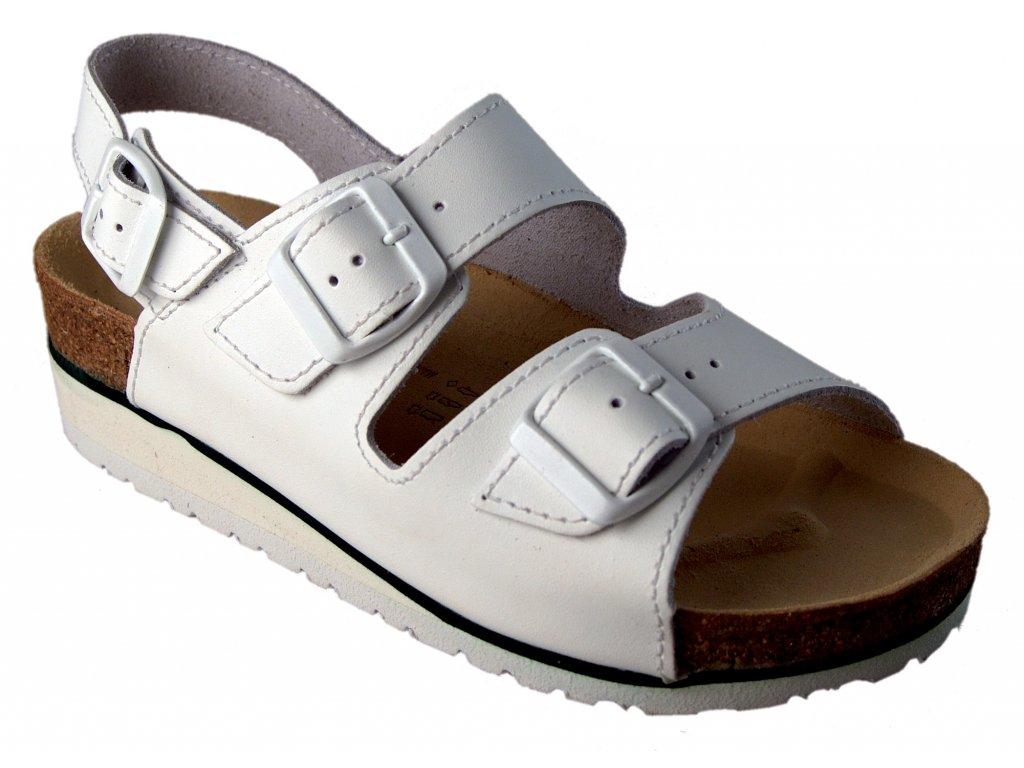 Dámský sandál DORIS na klínku