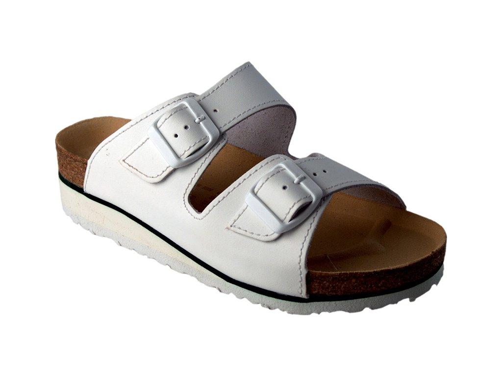 Dámský sandál FLORA na klínku