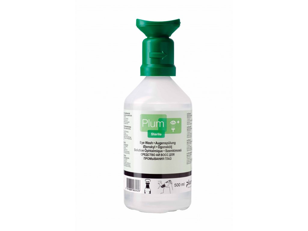 PLUM EYEWASH 4604 (500 ml)
