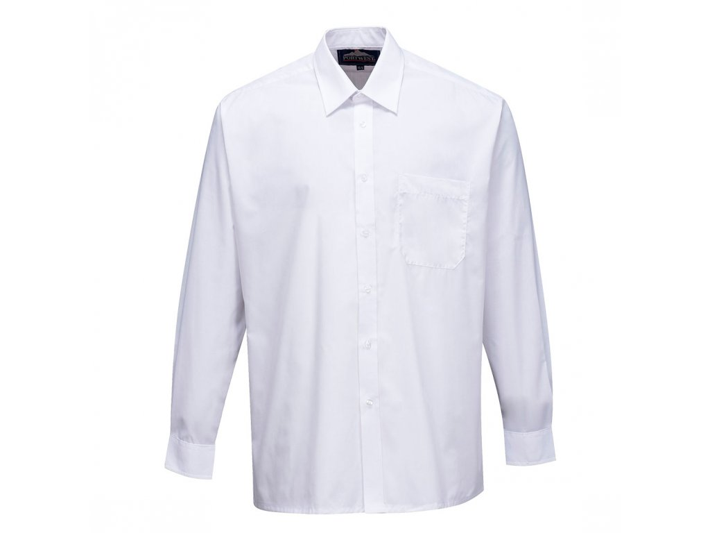 Classic Shirt Long Slv.