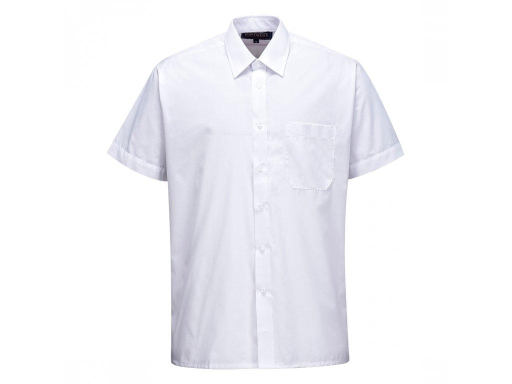 Classic Shirt Short Slv.