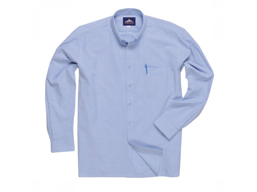 Easycare Oxford Shirt L/S