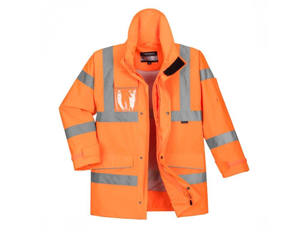 Hi-Vis Extreme Parka Jacket