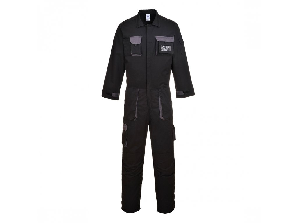 Contrast Coverall