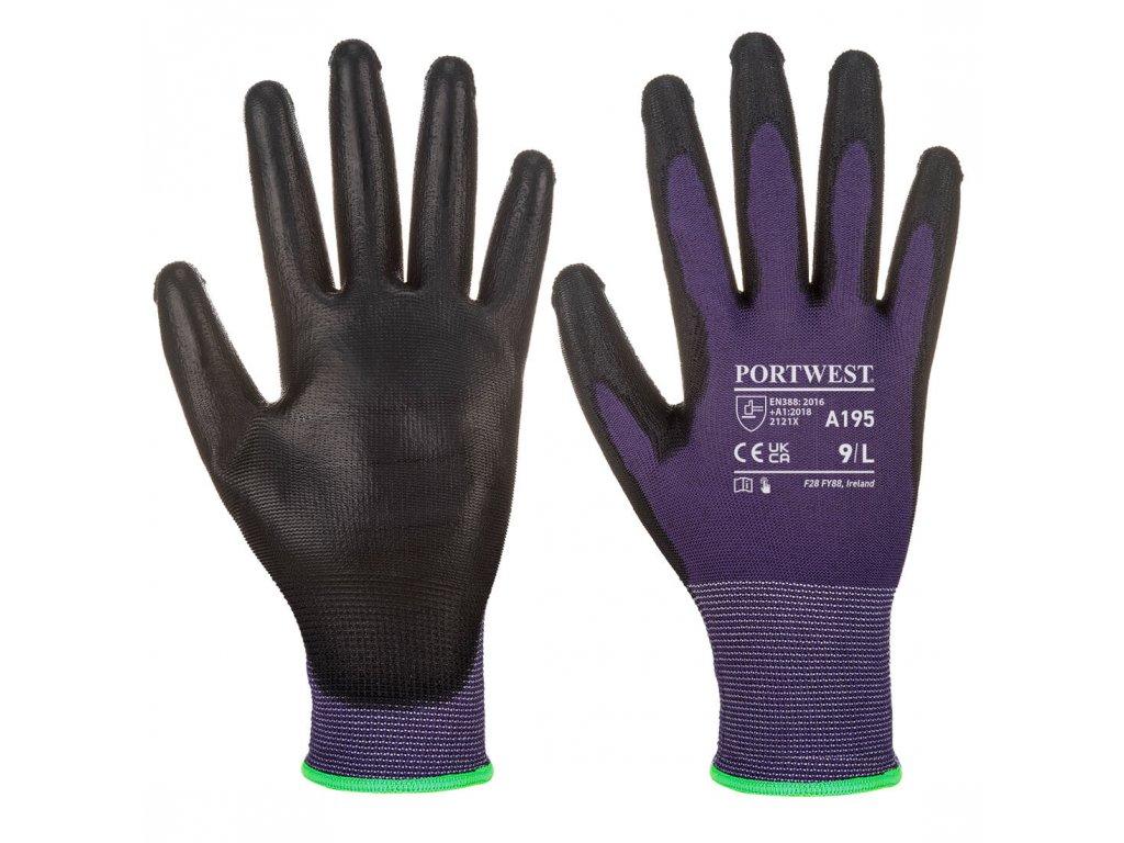 PU Touchscreen Glove A195