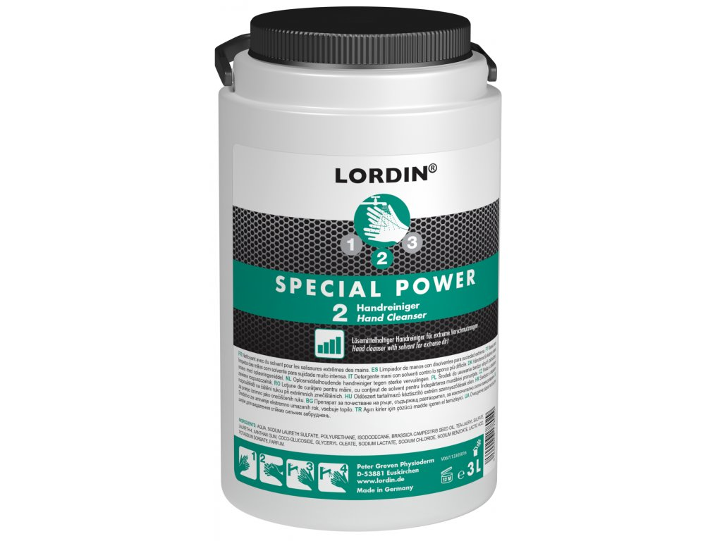 Lordin Special Power 3 L PE Dose 13957008