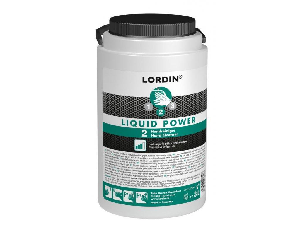 Lordin Liquid Power 3 L PE Dose 14040011