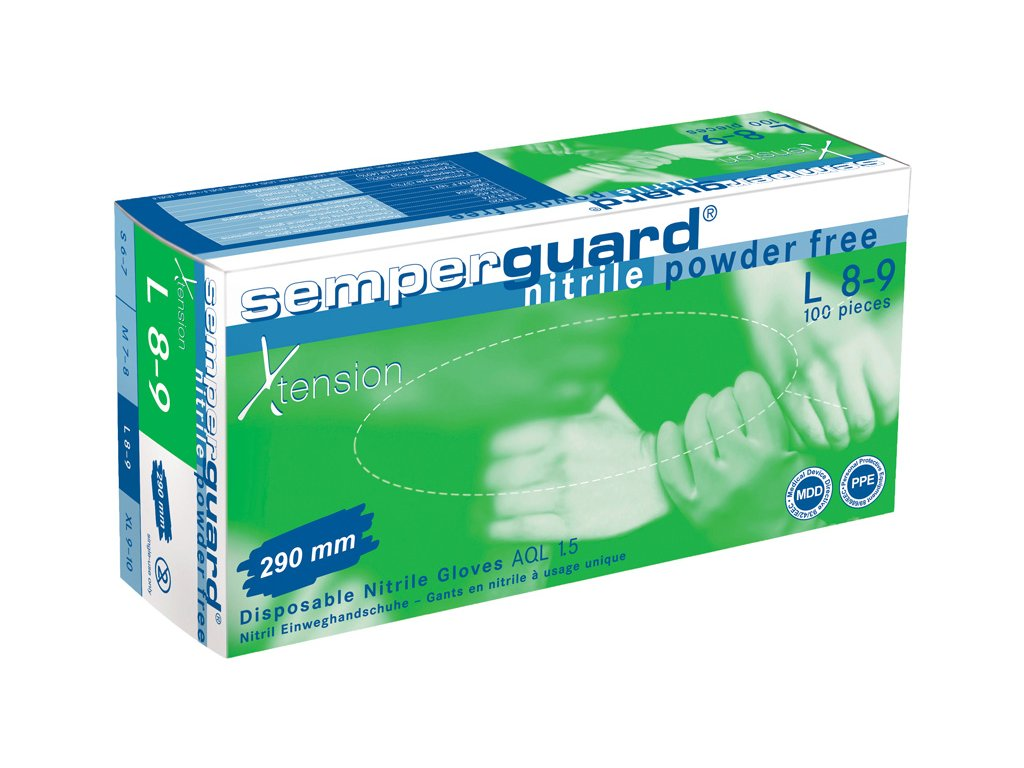 Rukavice SEMPERGUARD® XTENSION