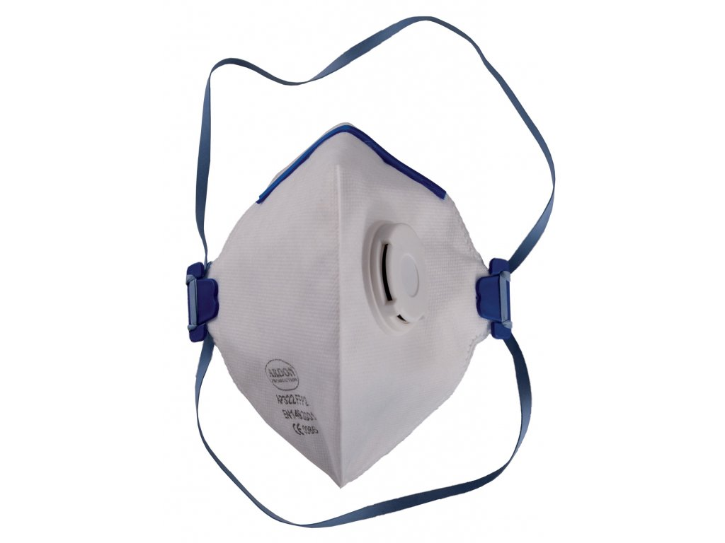 Respirátor AP 322:FFP2 s ventilkem