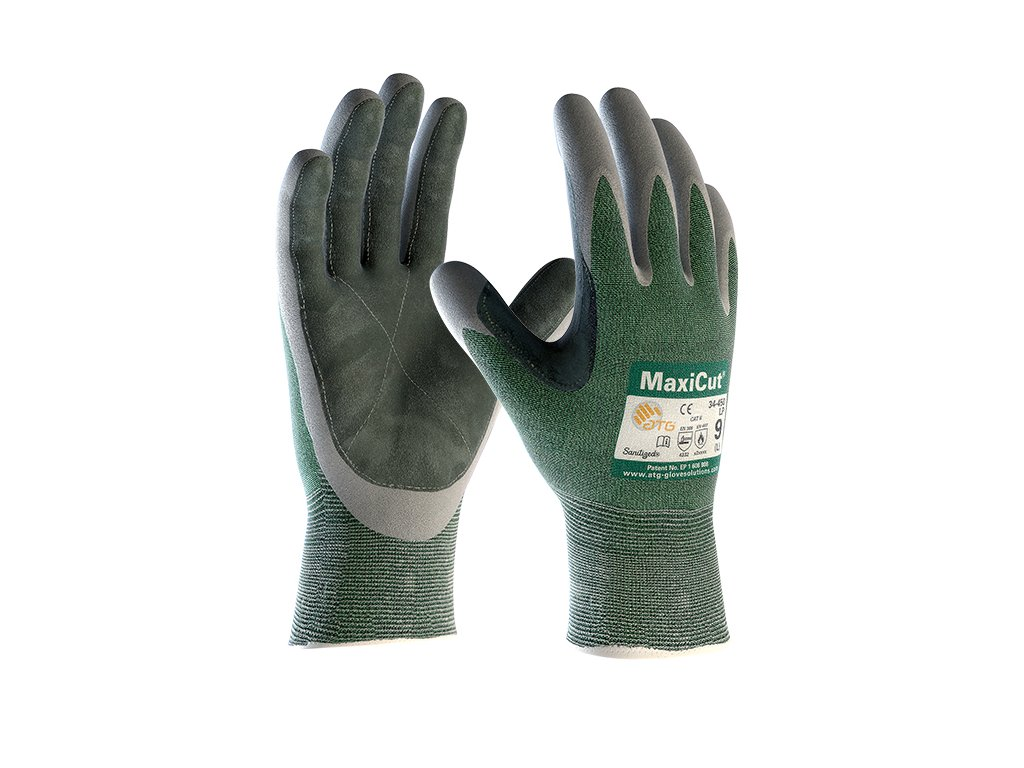 Rukavice MaxiCut®Oil™ 34-450 LP