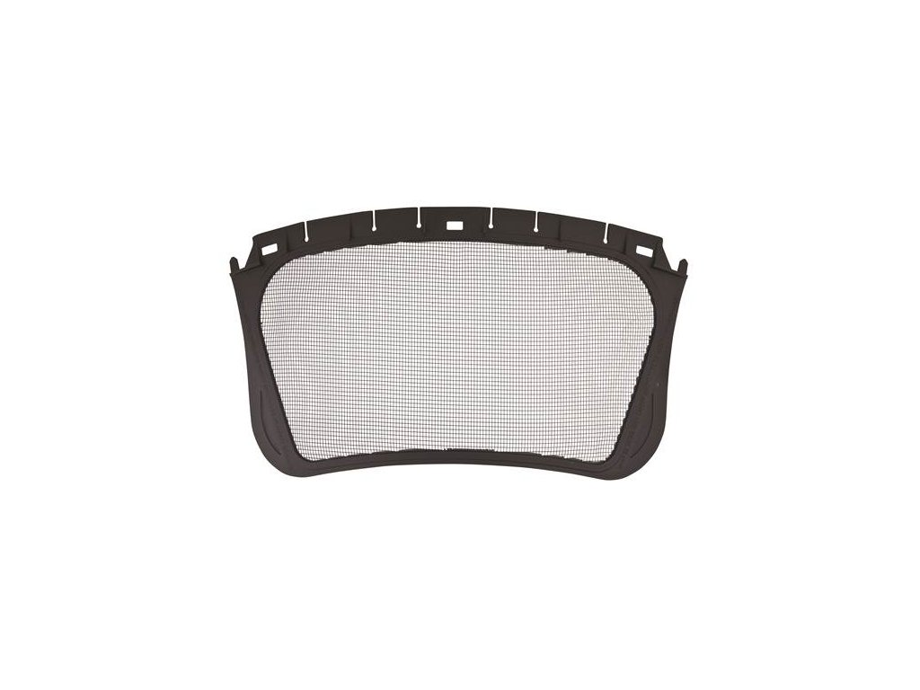 Síťový obličejový štít 3M™, nerezová ocel, černý, 5C
