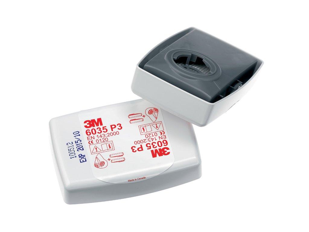 Filtr proti kapalným a pevným částicím 6035 (P3R)