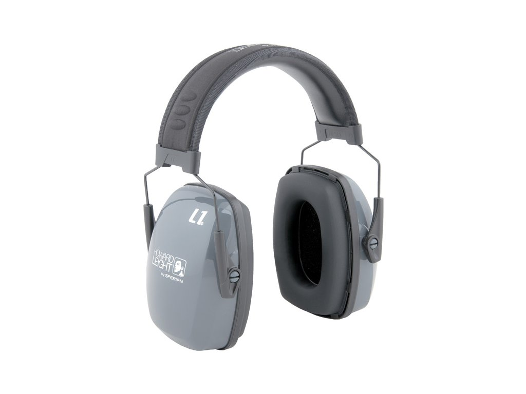 Mušlový chránič sluchu LEIGHTNING L1 (30 dB)