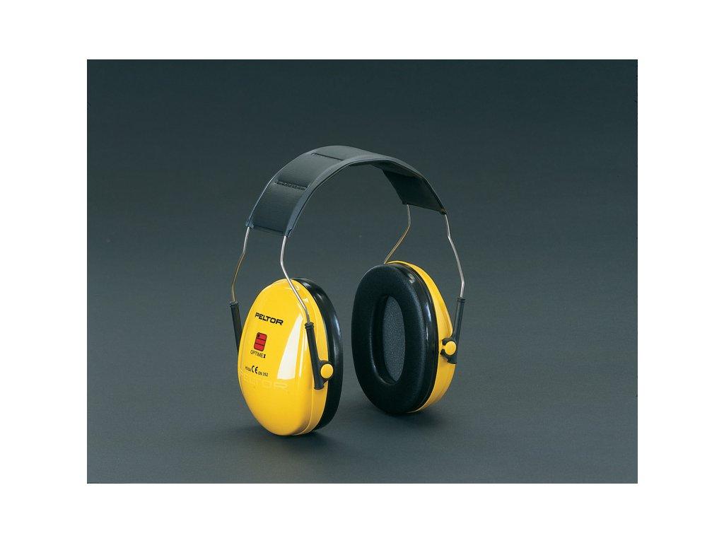 Mušlový chránič sluchu H510 A-401-GU (27 dB)