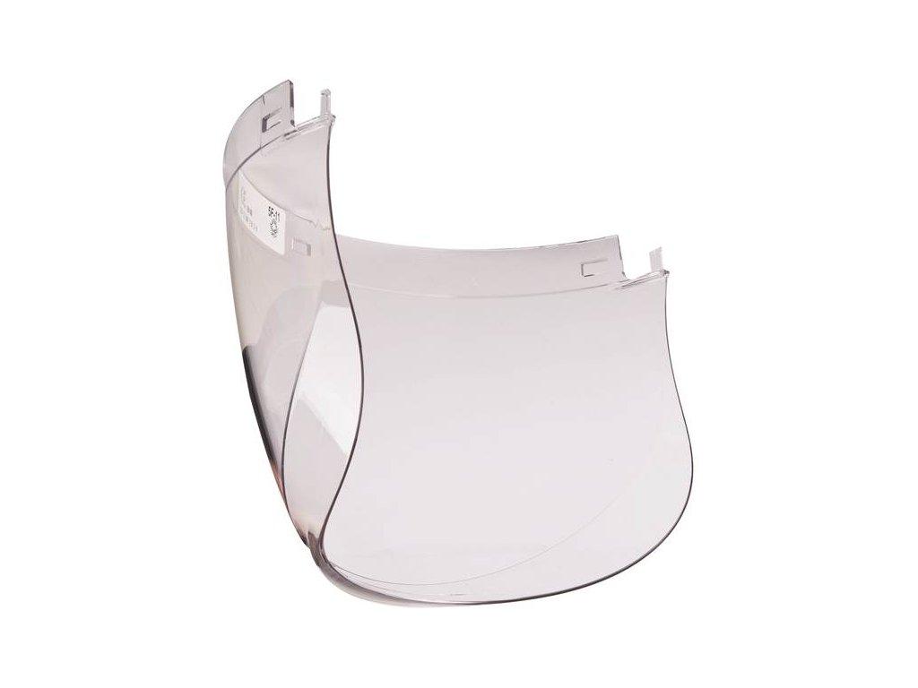 Obličejový štít 3M™, polykarbonátový, čirý, 5F-11