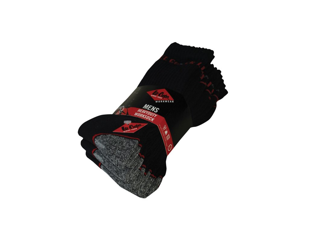 Ponožky Lee Cooper, 5 ks