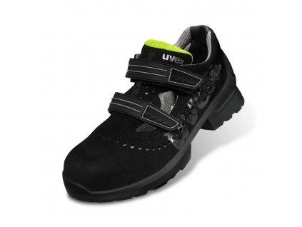 Perforovaný sandál UVEX 1 duo - 6560 S1 SRC