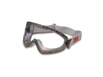 2890, Uzavřené polykarb. brýle s nepřímým odvětráním, AS-AF