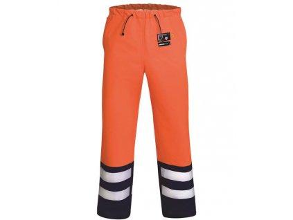 Kalhoty pas 512/A ARDON AQUA oranžová