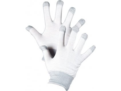 Antistatická rukavice AERO C/PU FINGER 1914