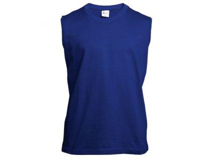 Pánské triko bez rukávů S61
