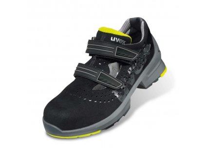 bezpecnostni sandal uvex 1 8542 s1 src