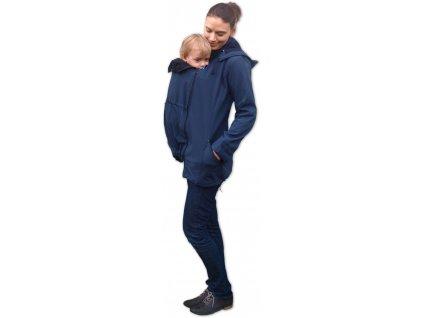 STELLA 2 - Softshellová bunda pro těhotné a nosící