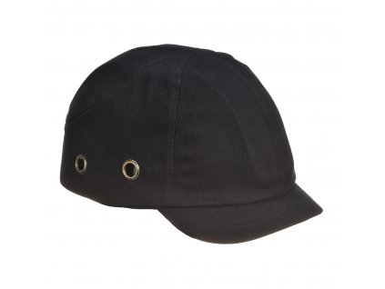 Short Peak Bump Cap