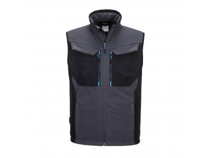 WX3 softshellová vesta