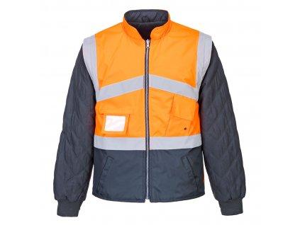 Hi-Vis 2-Tone Jacket S769