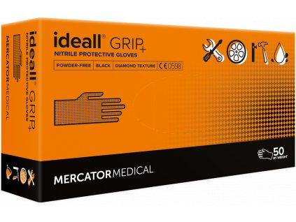 ideallr grip black