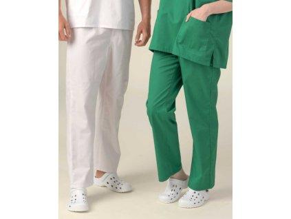 Zdravotnické kalhoty unisex