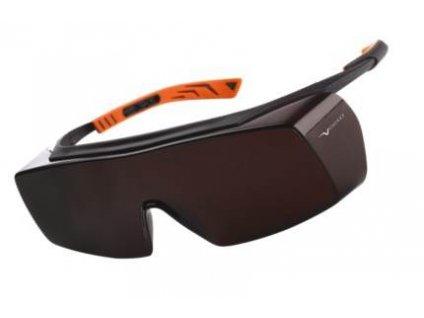 Brýle UNIVET 5X7 Amber 5X7.01.00.09