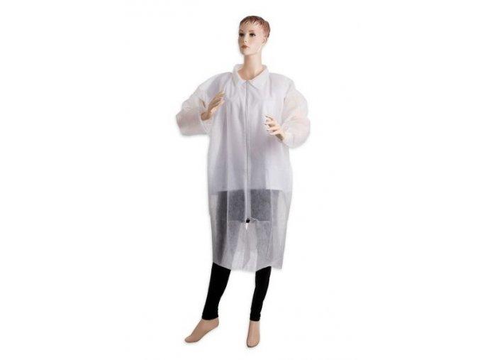 PD-SPIRAL Plášť s plastovým zipem