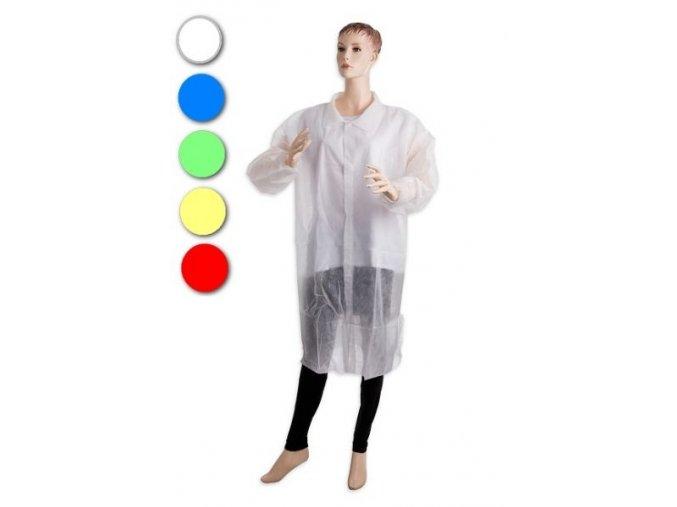 PD-VELCRO Plášť se suchými zipy, v 5 barvách
