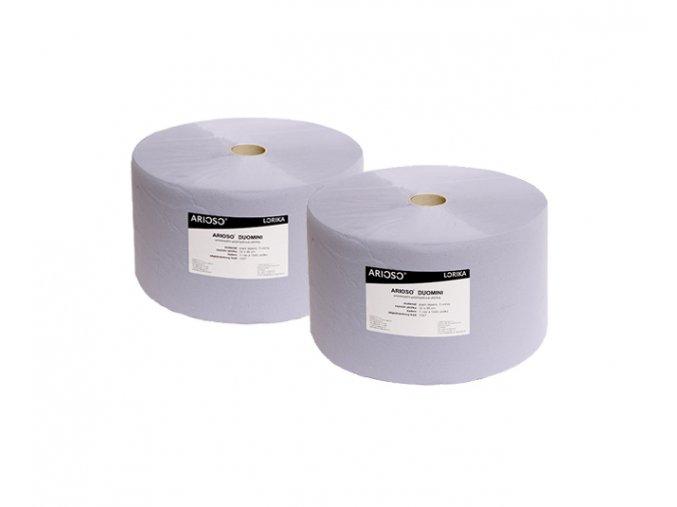 Průmyslové papírové utěrky - ARIOSO DUOMINI
