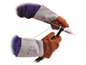 Svářečské rukavice ANTDI/15 Lebon