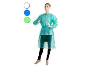 PD-GOWN Návštěvnický plášť, ve 3 barvách