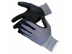 MAFLEX FOAM DOTS - univerzální rukavice s terčíky