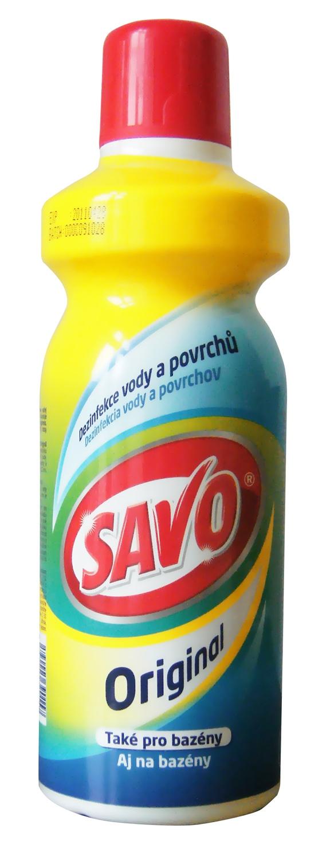 SAVO ORIGINAL 1 litr Balení: 1 ks