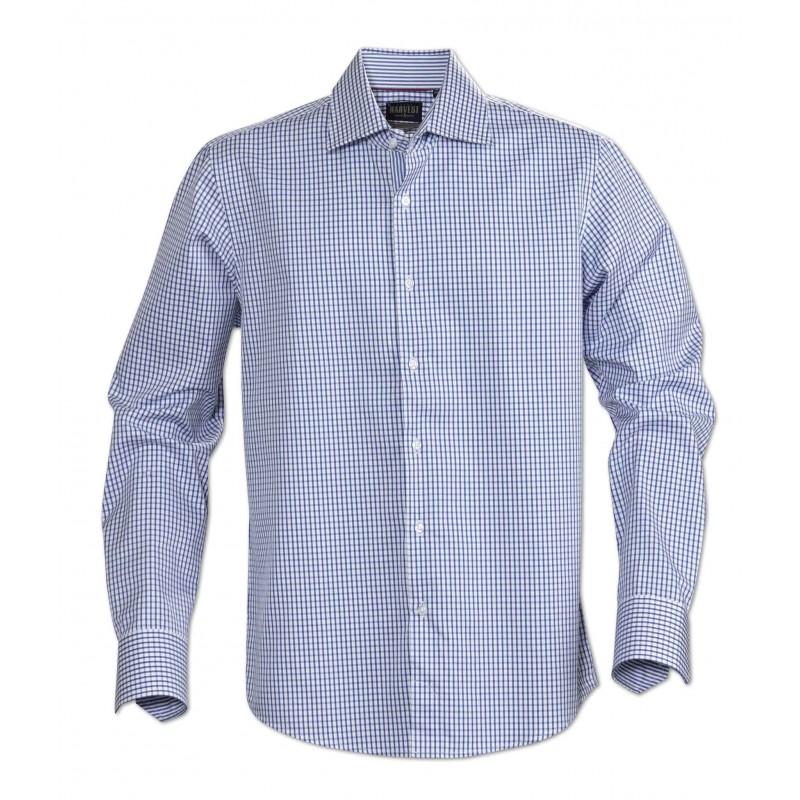 Pánská košile TRIBECA Barva: Modrá, Velikost: 43/44-XL