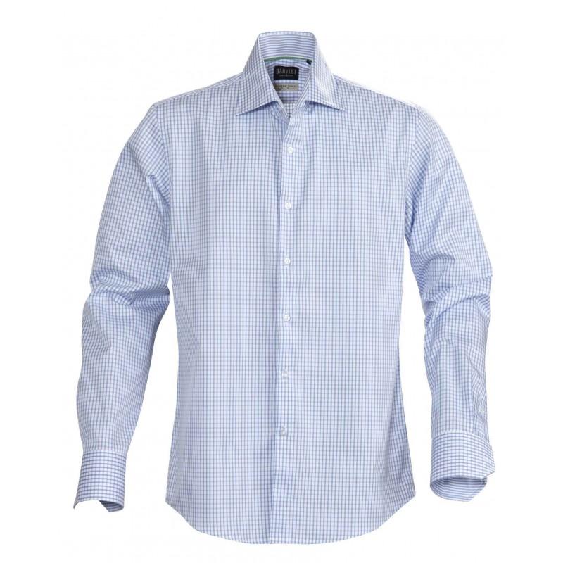 Pánská košile TRIBECA Barva: sv.modrá, Velikost: 43/44-XL