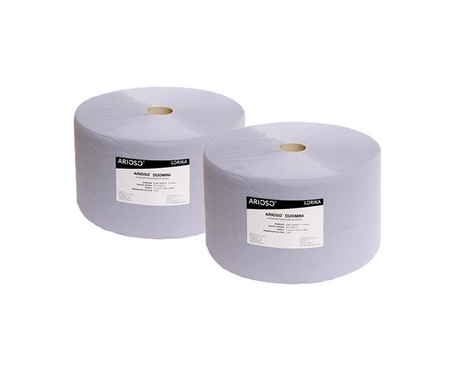 Průmyslové papírové utěrky - ARIOSO DUOMINI Balení: 1
