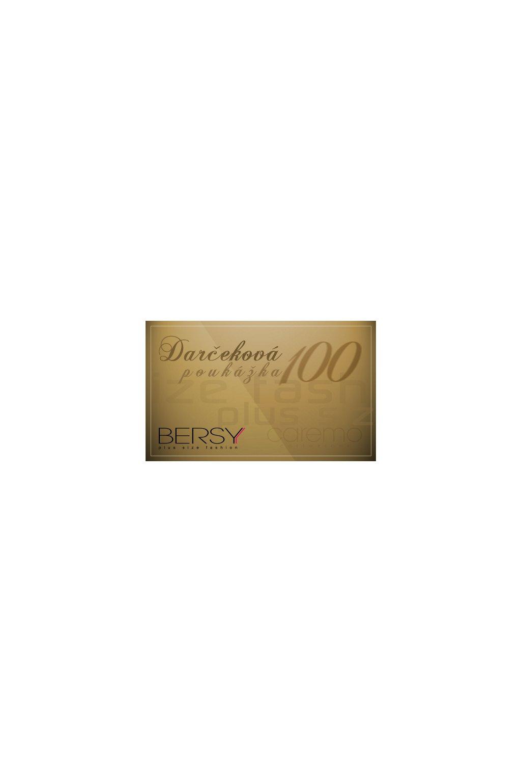 Darčeková poukážka 100 €